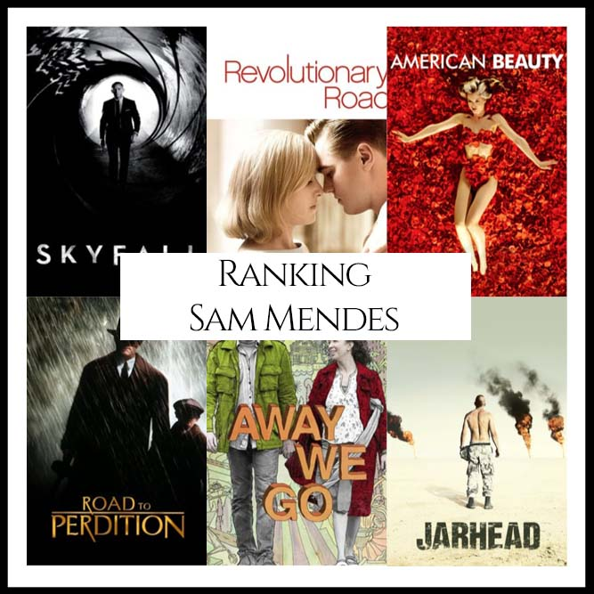 Ranking All Of Director Sam Mendes's Movies