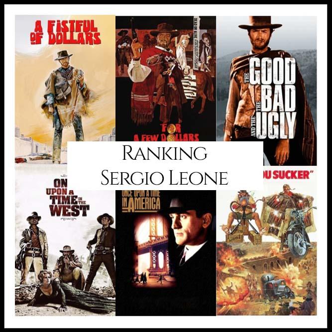 Ranking All Of Director Sergio Leone's Movies