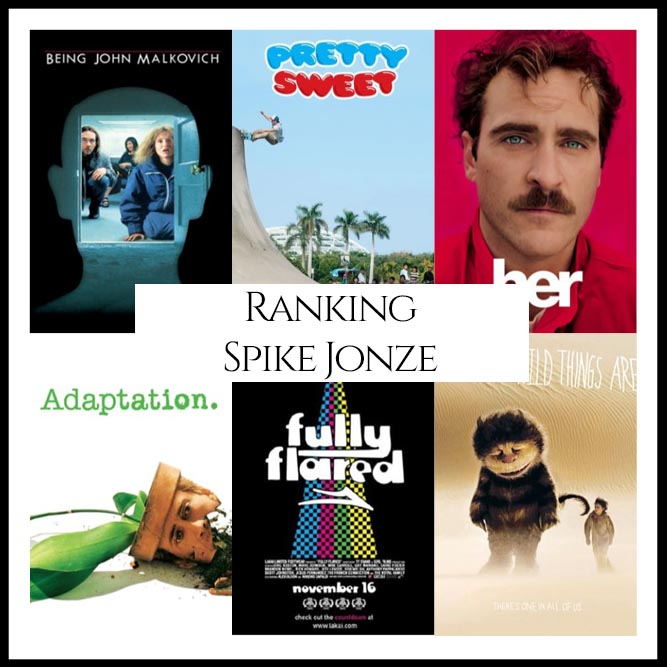 Ranking All Of Director Spike Jonze's Movies