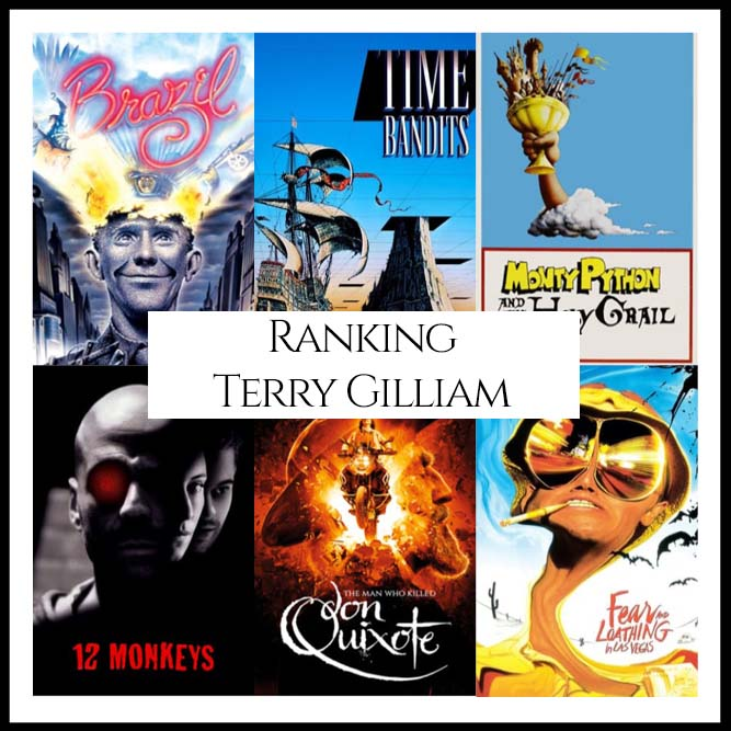 Ranking All Of Director Terry Gilliam's Movies