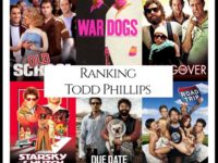 Ranking All Of Director Todd Phillips's Movies