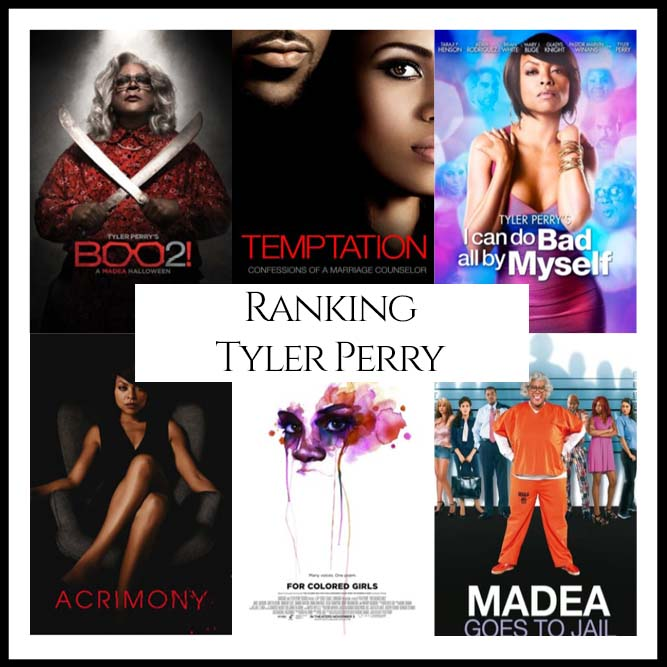Ranking All Of Director Tyler Perry's Movies
