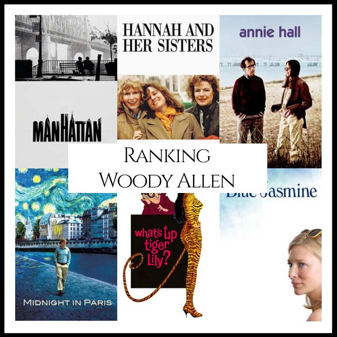 Ranking All Of Director Woody Allen's Movies
