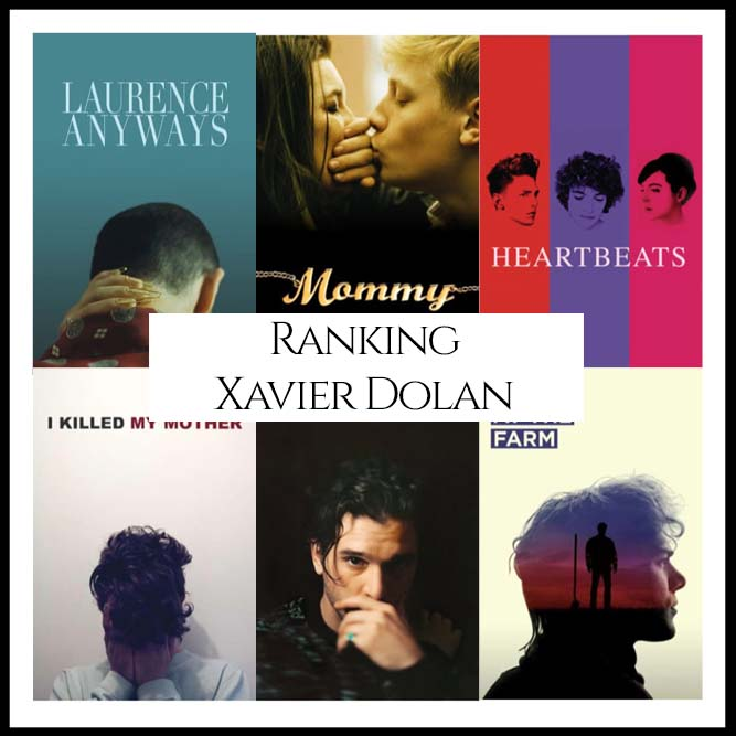 Ranking All Of Director Xavier Dolan's Movies
