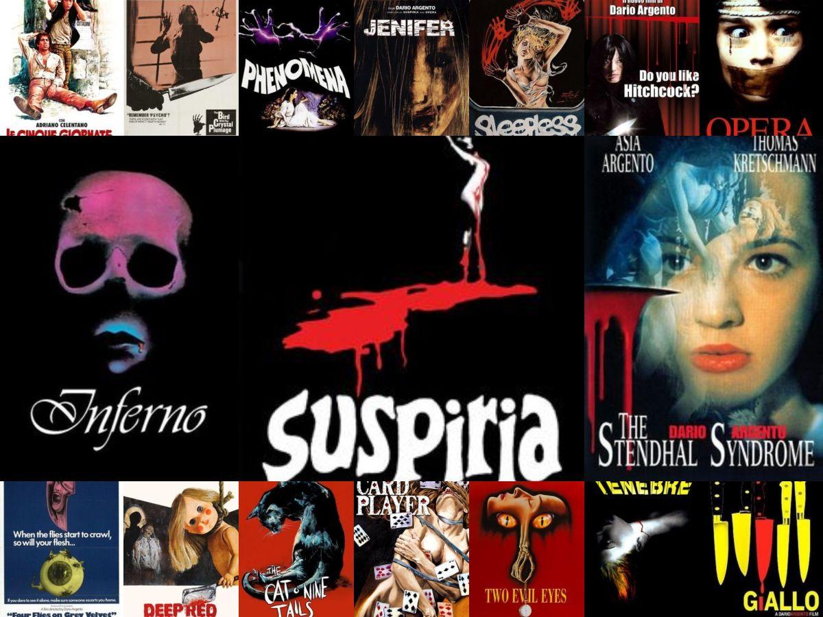 Ranking All Of Director Dario Argento's Movies