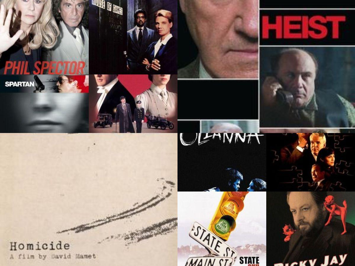Ranking All Of Director David Mamet's Movies