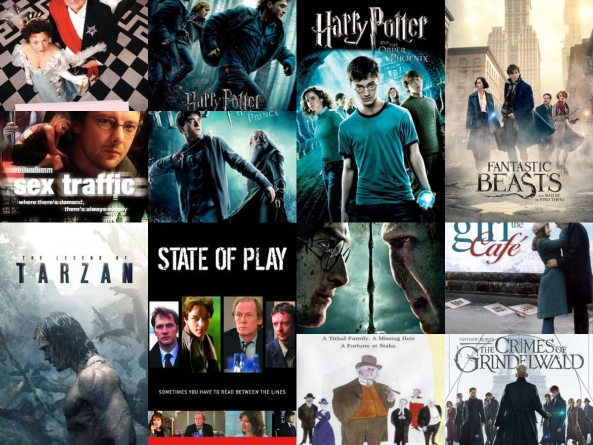 Ranking All Of Director David Yates's Movies